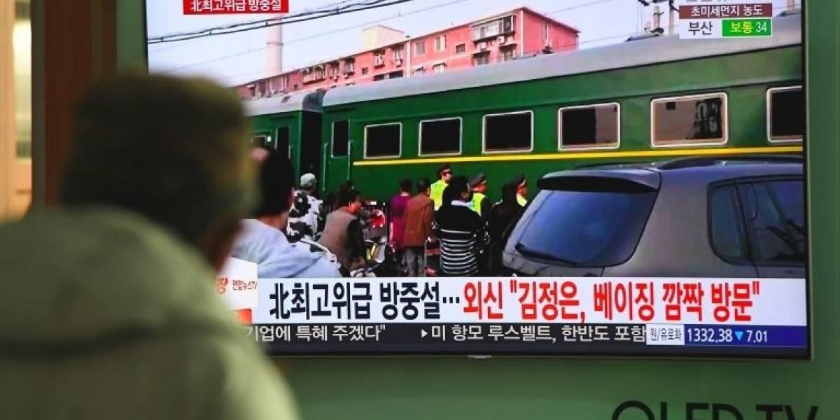 A misteriosa chegada de trem norte-coreano a Pequim e os rumores sobre 1ª viagem de Kim Jong-un ao exterior
