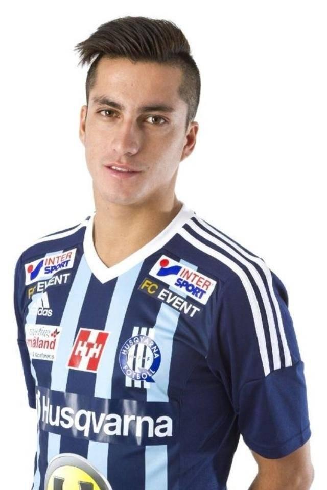 Carlos Ross en Husqvarna FF
