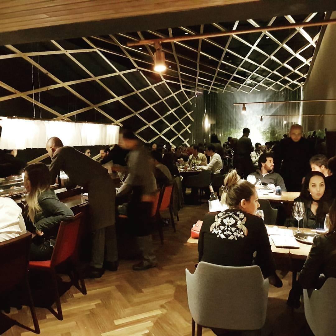 Niaya Restaurante: Rua Joaquim Antunes, 224 - Pinheiros. Tel.: (11) 3081-2420 Divulgação