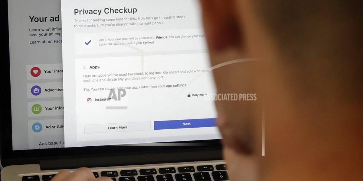 Facebook modifica sus normas de privacidad