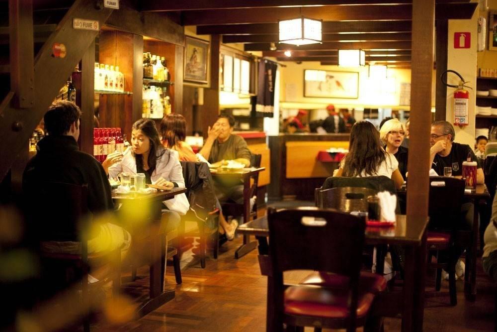 Restaurante Hideki: Rua dos Pinheiros, 70 - Pinheiros. Tel.: (11) 3086-0685 Divulgação