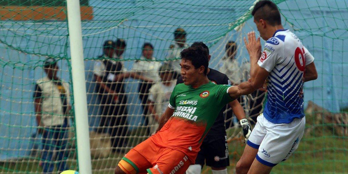 Una derrota que acerca a Suchitepéquez al descenso a la Primera División