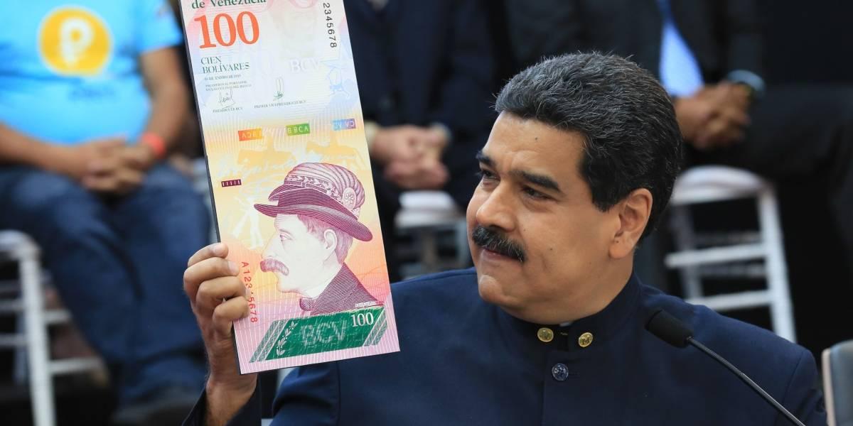 """Venezuela: El """"bolívar soberano"""" deberá usarse a partir desde el 1º de mayo"""