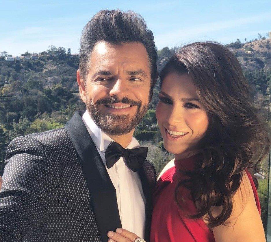 Alessandra y Eugenio Derbez celebran 12 años juntos Instagram