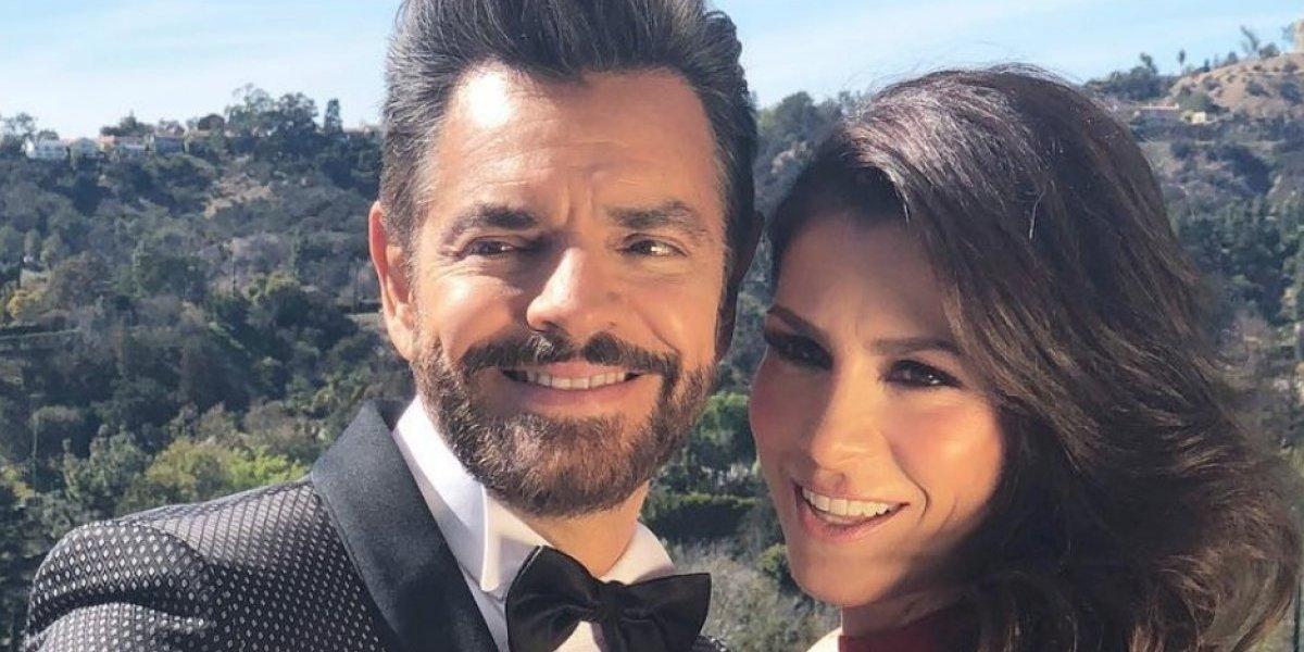 Alessandra Rosaldo celebra 12 años junto a Eugenio Derbez