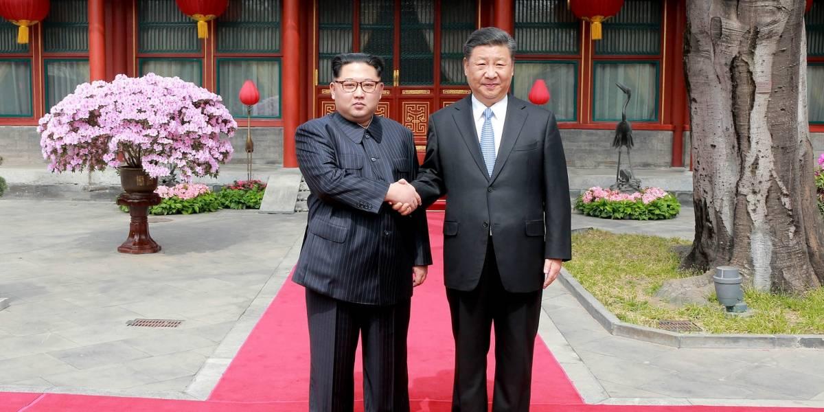 Hay una buena posibilidad de que Kim Jong-un haga lo correcto: Trump
