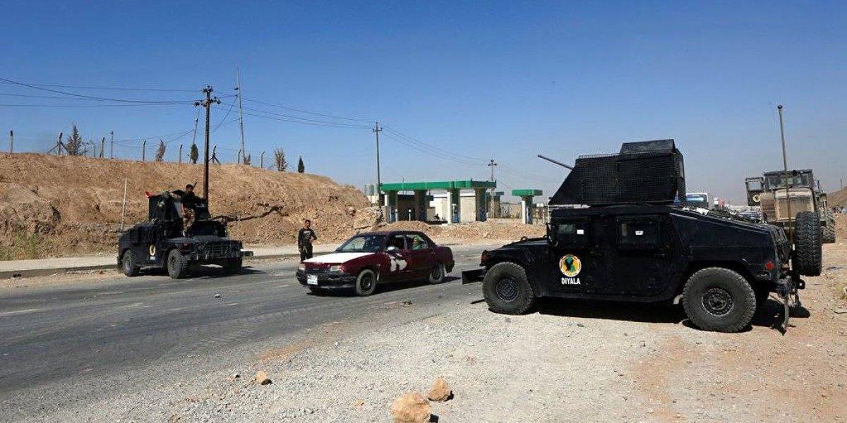 Estado Islámico atormenta norte de Irak a meses de su derrota