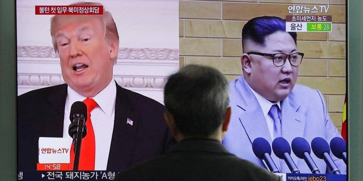 """Trump: es posible que líder norcoreano """"haga lo correcto"""""""