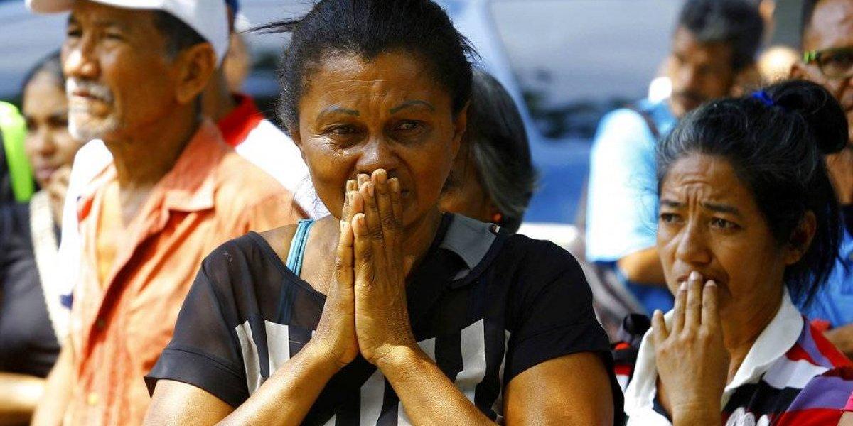 Venezuela: Varios muertos en motín dentro de un centro de detención