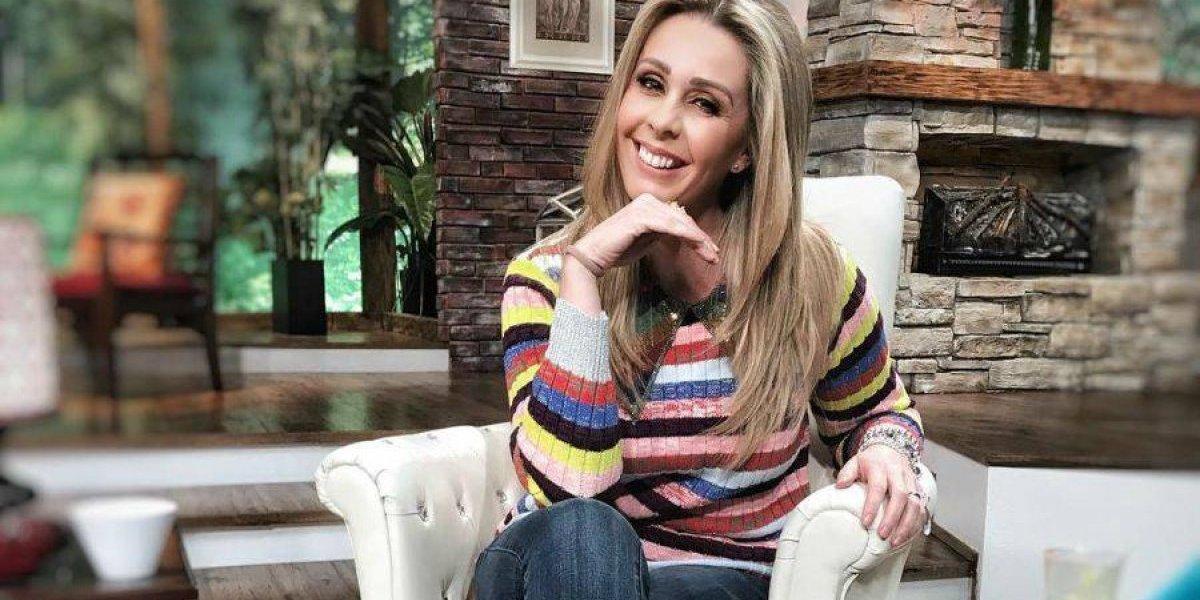 Atala Sarmiento regresa a la televisión con nuevo programa
