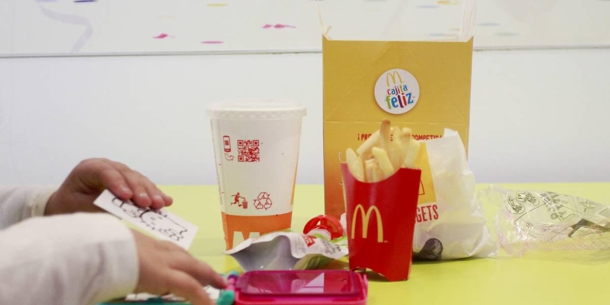 Precios de venta en comida rápida podrían subir hasta un 100% por la Ley de Etiquetado