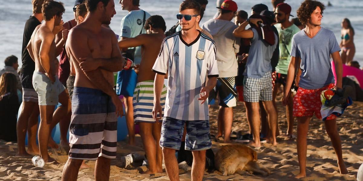 Caída del turismo argentino mermó ventas minoristas en primer bimestre de 2018 en la RM