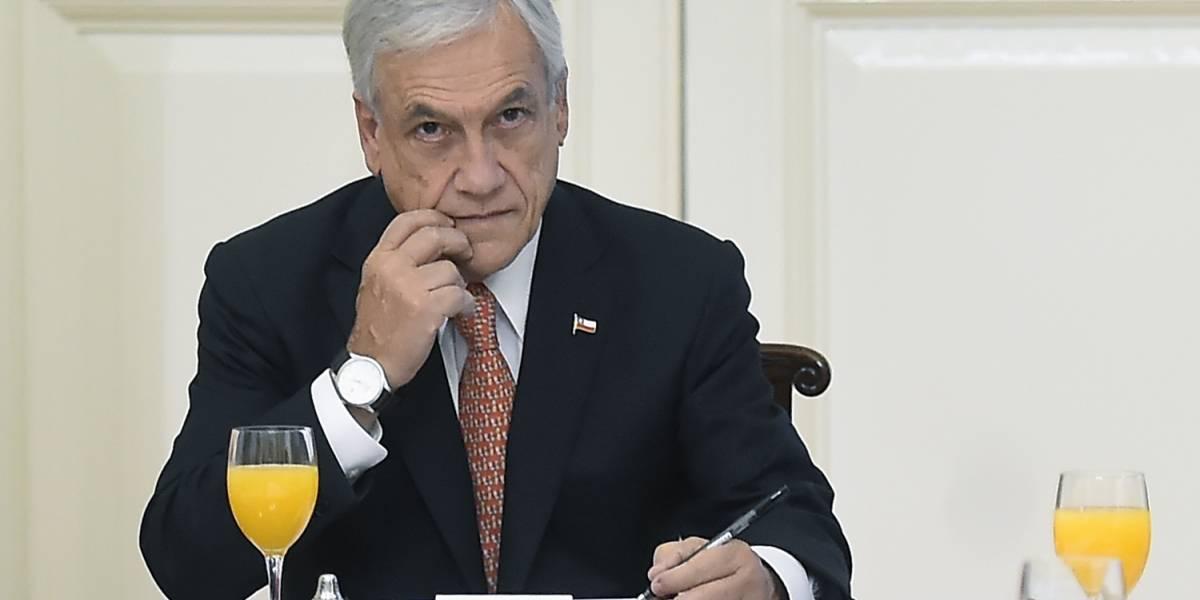 Alegatos en La Haya: Presidente Piñera advierte que territorio chileno no se toca