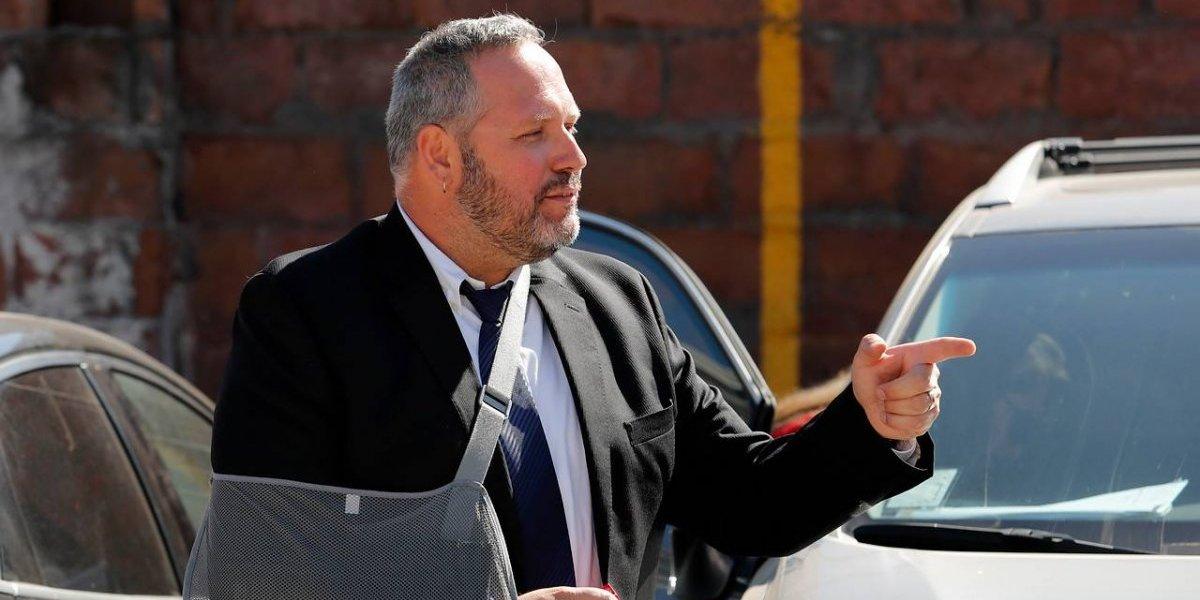 No le salió: Juzgado rechaza sobreseimiento de Dávalos por arista de Caso Caval