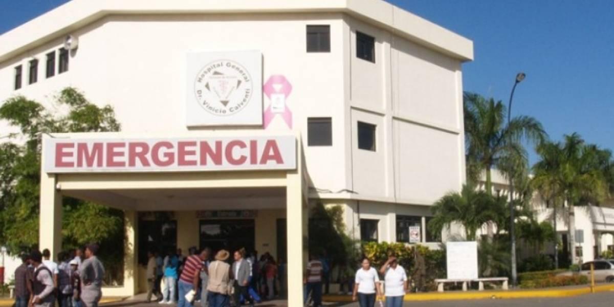 Suman cuatro los casos sospechosos de difteria en el Vinicio Calventi
