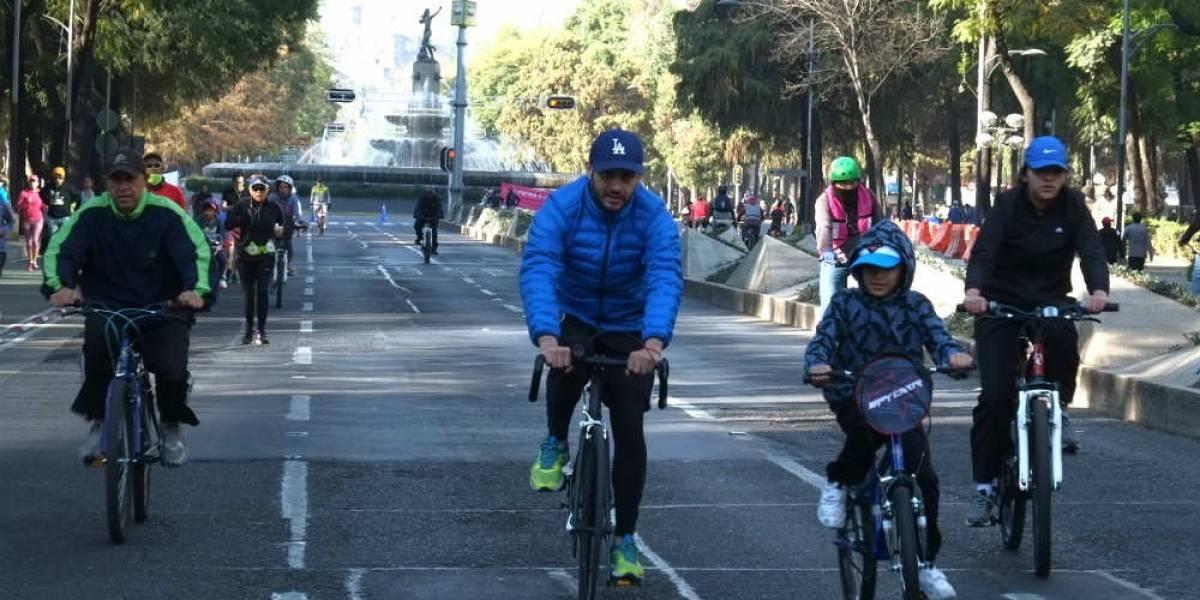 """Esta es la nueva guía ciclista de la CDMX: """"Sí puedo rodar"""""""