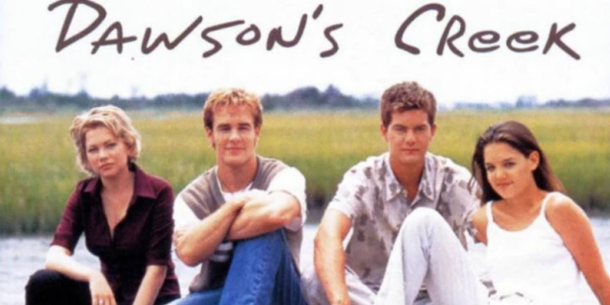 Así fue el reencuentro del elenco de la serie Dawson's Creek