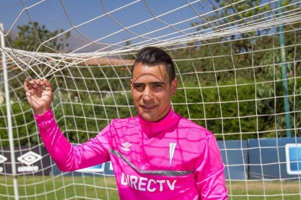 David Llanos llegó a mediados de 2014 Universidad Católica. Ha disputado 87 partidos oficiales, en los que ha marcado 33 goles / Foto: Camila Martínez
