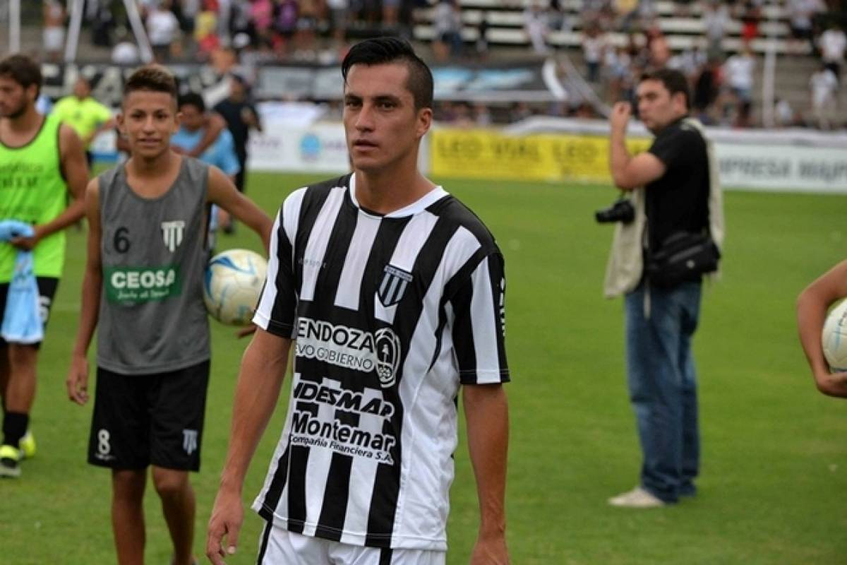 Carlos Ross en Gimnasia de Mendoza
