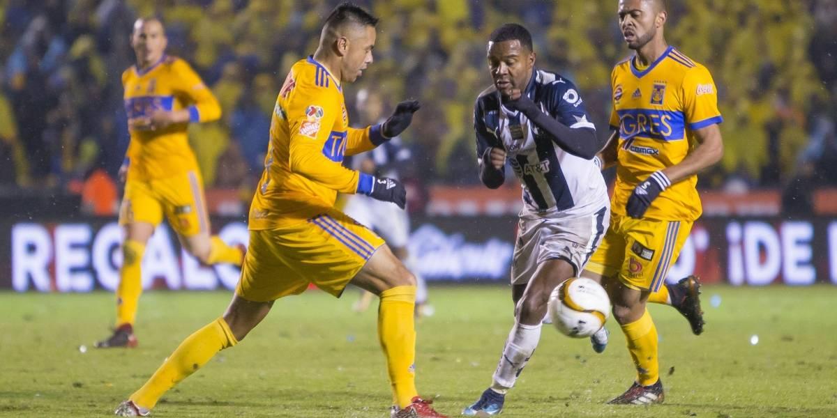 'Es bueno que Tigres le tenga miedo a Rayados': Dorlan Pabón