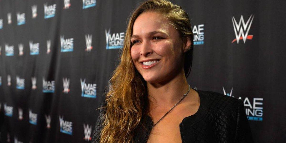 VIDEO: Así es el entrenamiento de Ronda Rousey rumbo a Wrestlemania 34