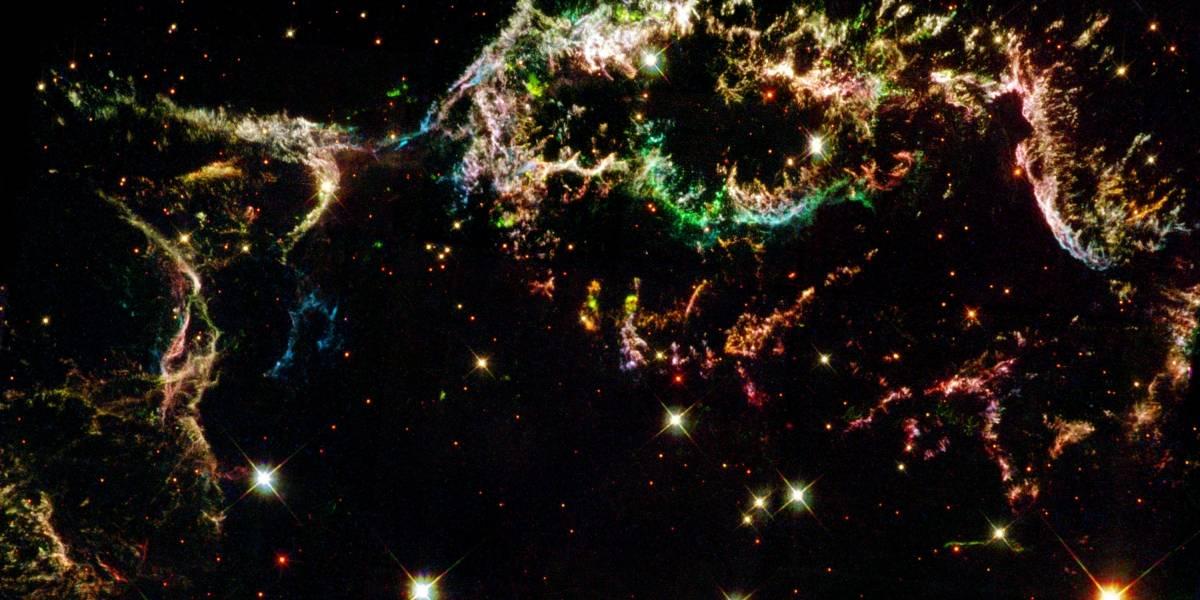Descubrimiento de galaxia sin materia oscura sorprende a astrónomos
