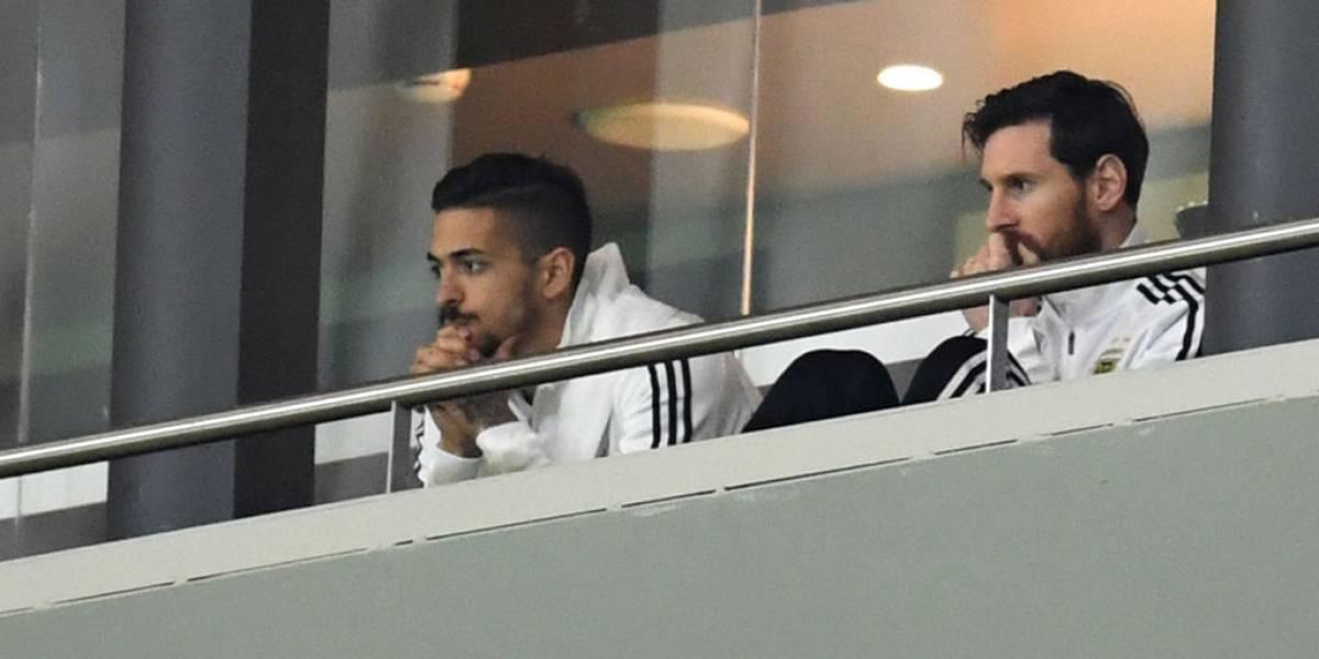 """¿No estaba lesionado? DT del Barcelona dice que Messi """"no tiene nada importante"""""""