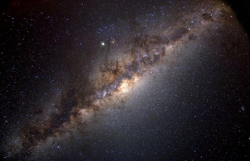 Una galaxia sin materia oscura, según astrónomos — Increíble pero cierto