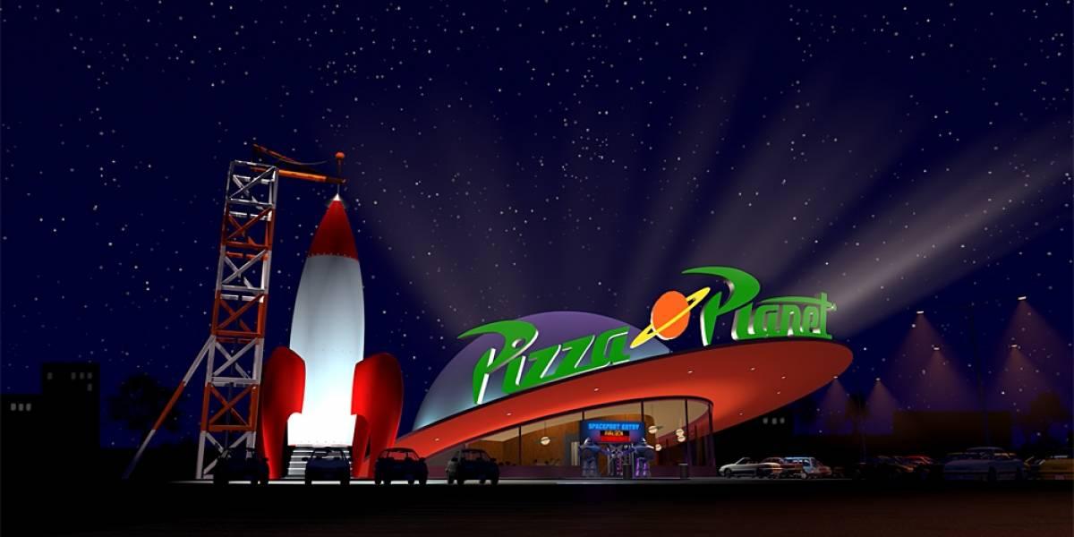Disney abrirá restaurante de recordada pizzería de Toy Story