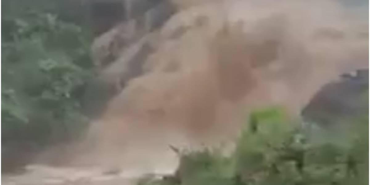 Gigantesca roca preocupa a vecinos de Morovis y Orocovis