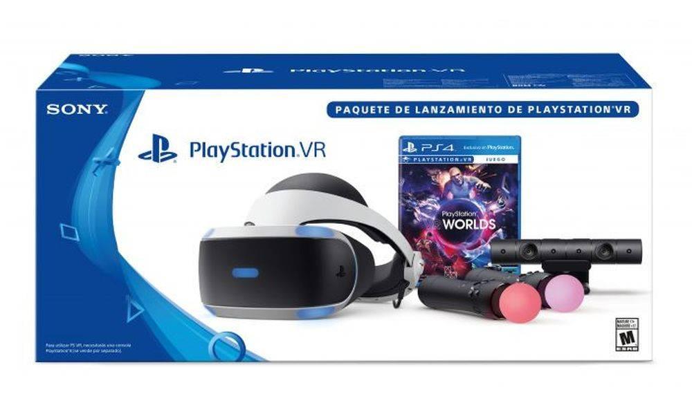 PlayStation VR tendrá reducción de precio