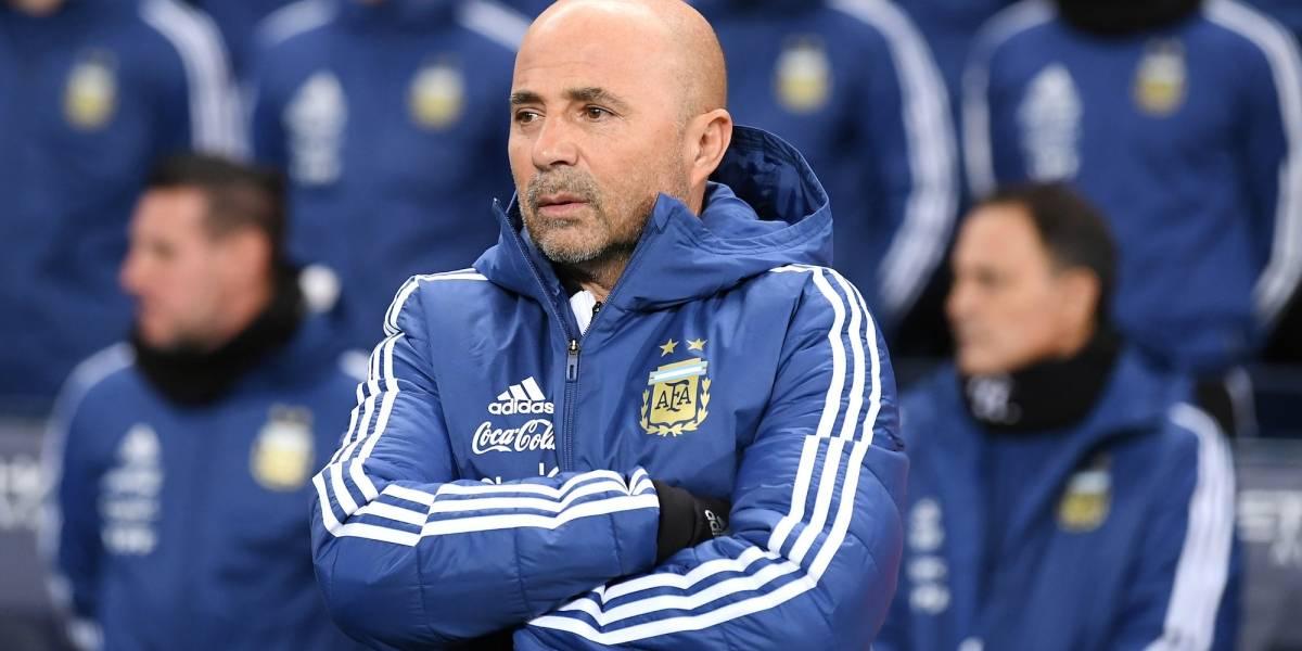 Jorge Valdano siente lástima por el técnico de Argentina
