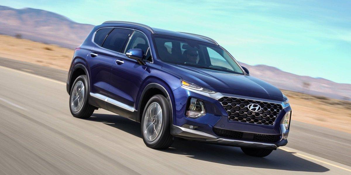 Hyundai presenta la nueva Santa Fe 2019
