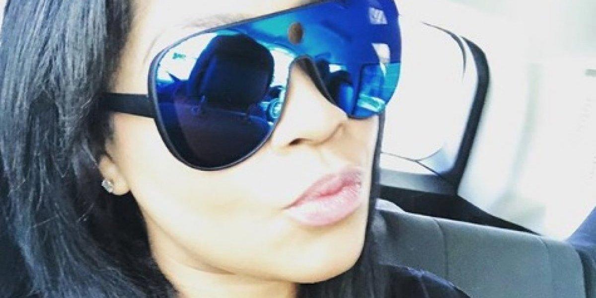 Lizmarie Quintana felicita a su manera a Gisselle