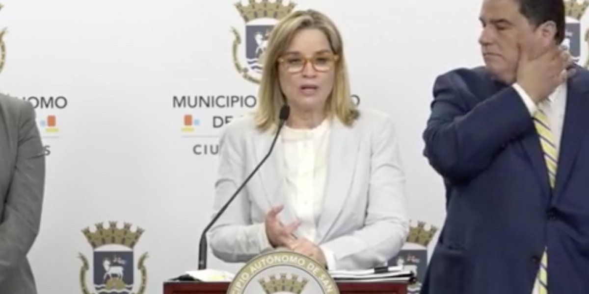 Carmen Yulín victoriosa ante anuncio de BGF