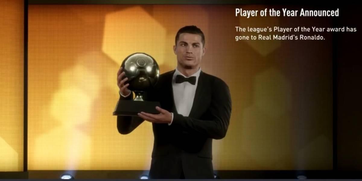 FIFA 18 predice a los ganadores del Balón de Oro hasta 2031