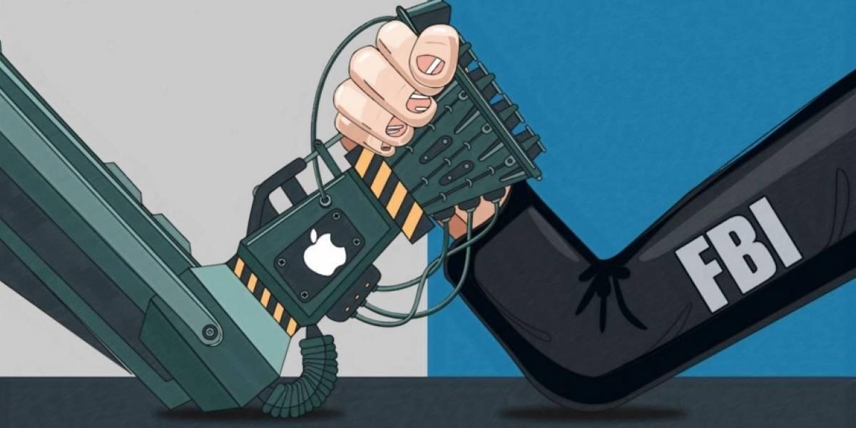 Informe confirma que la demanda del FBI para acceder a iPhones fue un chiste