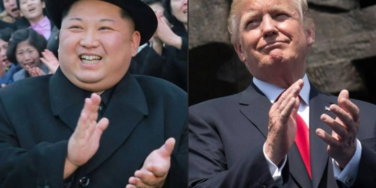 Trump rompe el silencio sobre la polémica visita de Kim Jong-un a China
