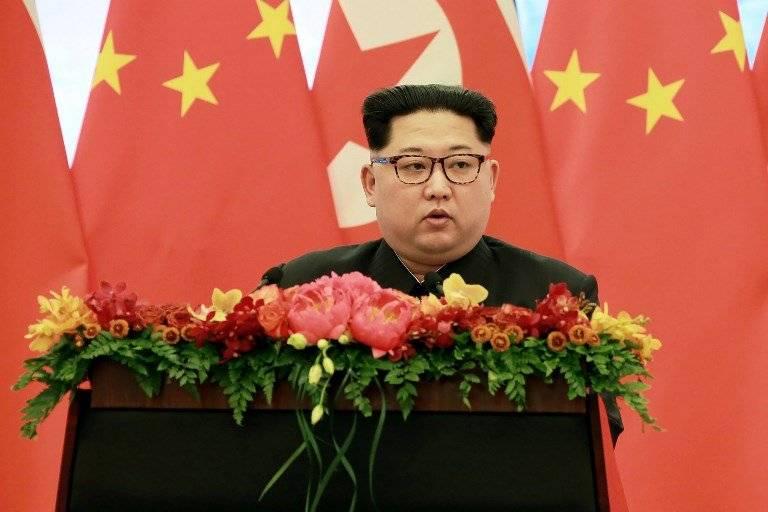 Kim Jong-un en China