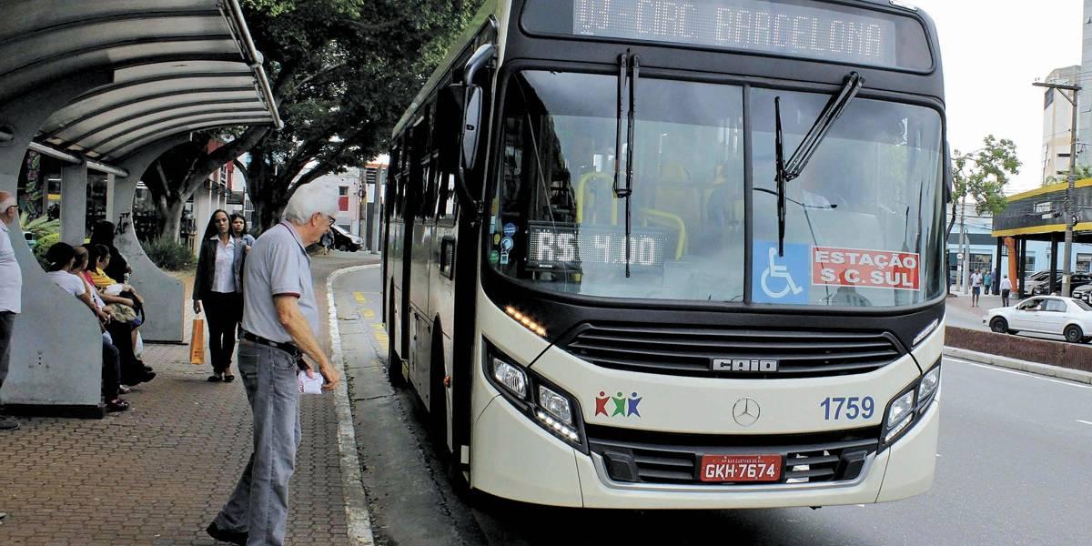 Tarifa de ônibus sobe em mais duas cidades do ABC