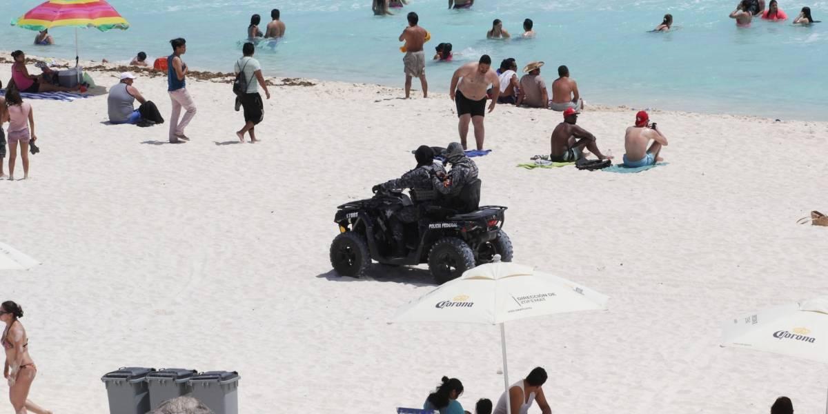 Sólo 267 playas de país son aptas para vacacionistas