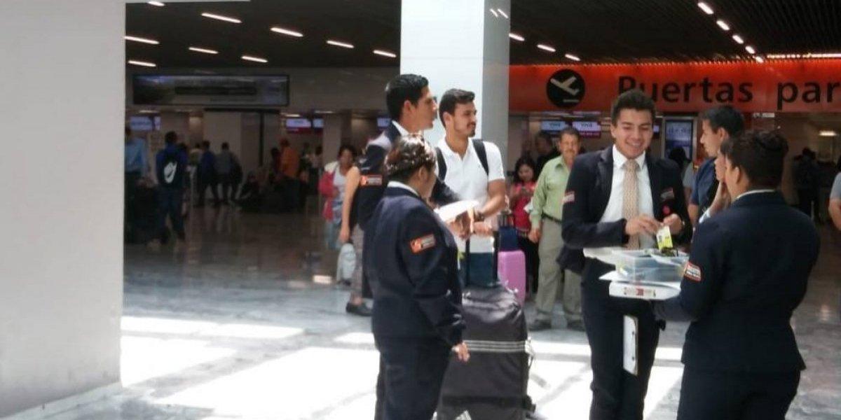 Seleccionados de Chivas volvieron a la ciudad de Guadalajara