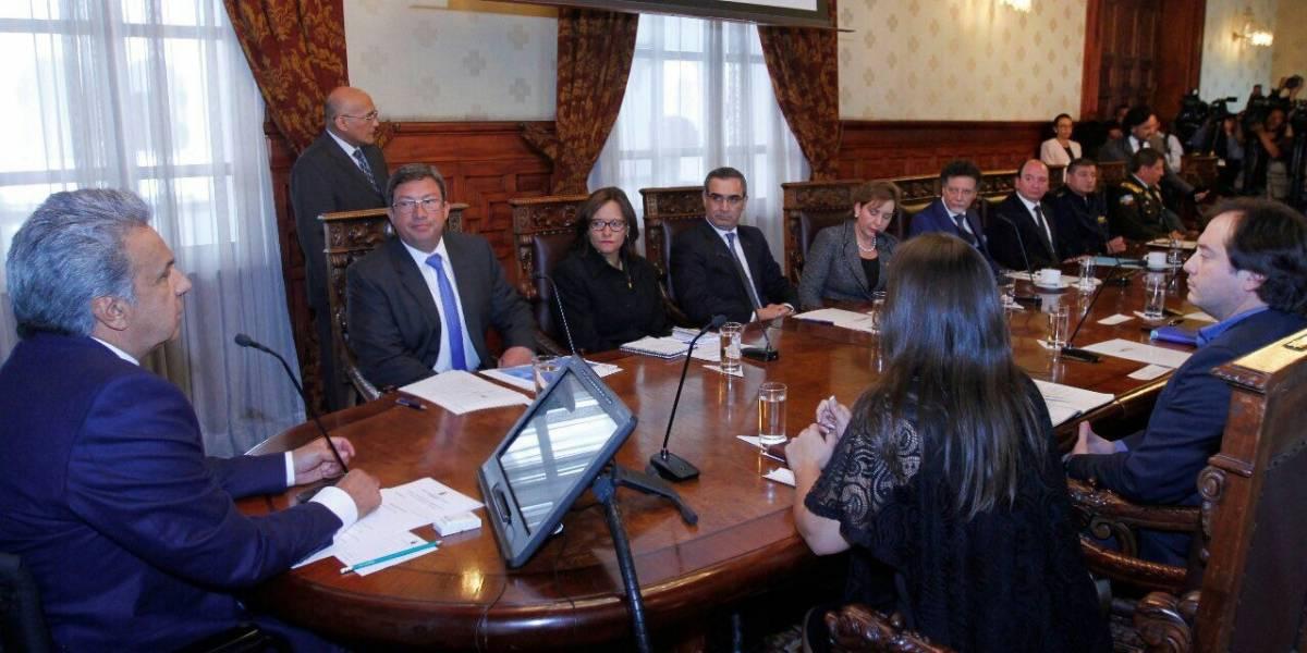Estado de excepción en Esmeraldas se extiende por un mes más