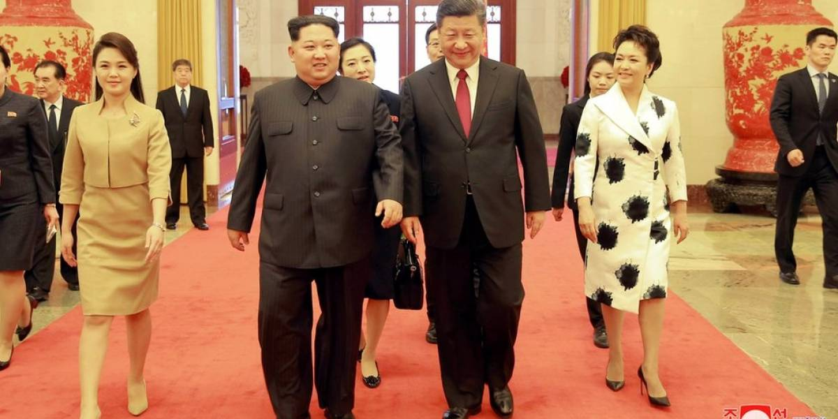Qual pode ser a estratégia de Kim Jong-un em sua visita surpresa à China?