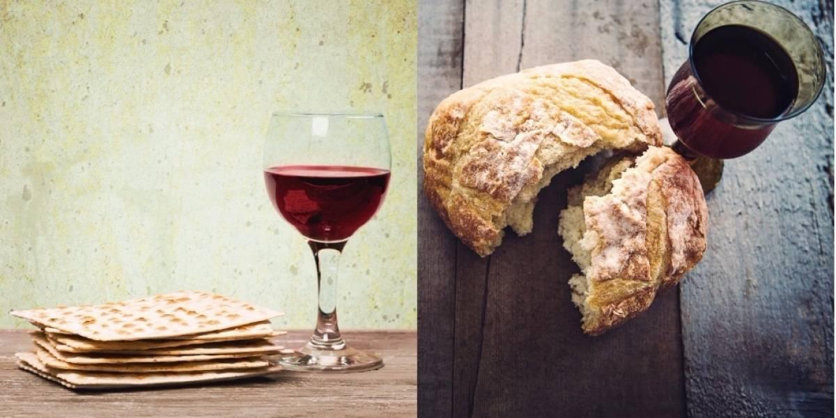 Quais as semelhanças e diferenças entre a Páscoa judaica e a cristã?