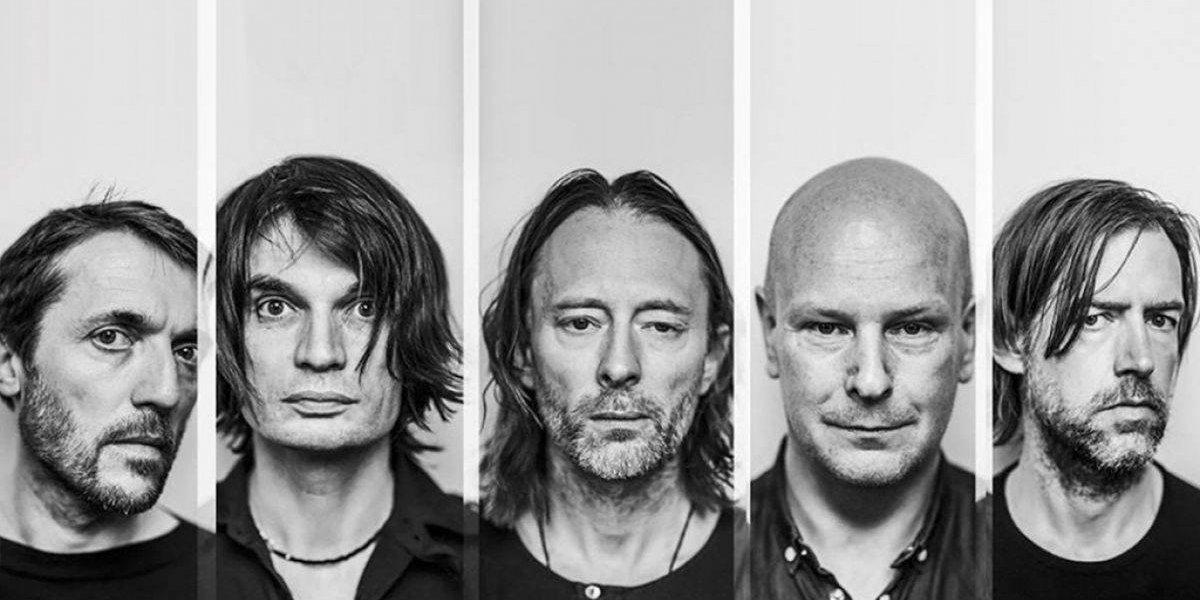 Radiohead: cinco datos del disco que viene a mostrar a Chile