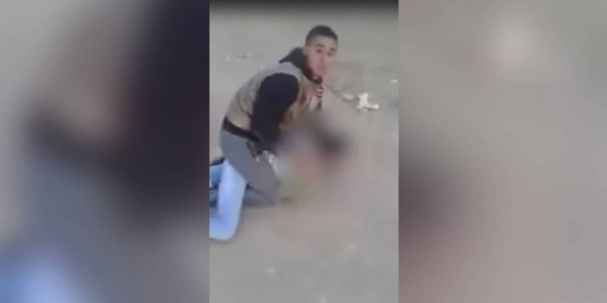 """""""¿Es que no tienes corazón?"""": la desgarradora súplica de menor violada en plena vía pública y que quedó registrada en duro video"""