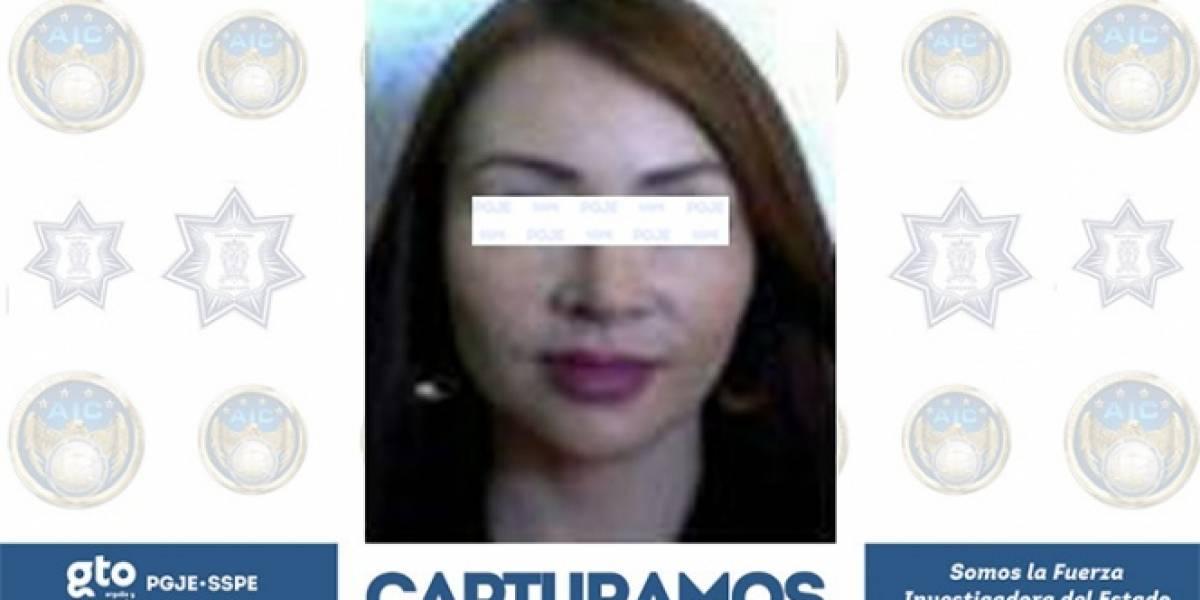 """Detienen a """"La Diva del Corrido"""" por secuestro en Irapuato"""
