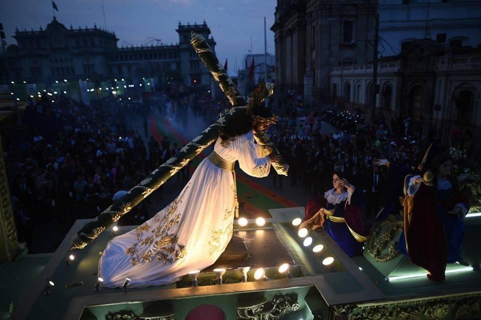 Jesús del Rescate FOTOS: Edwin Bercián