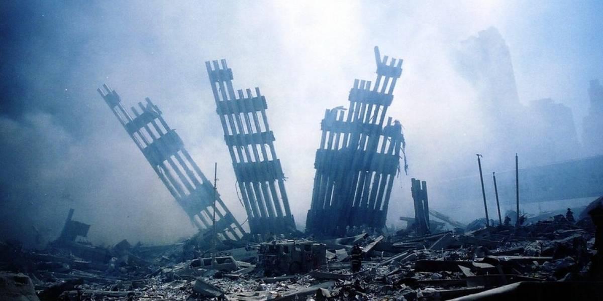 Minuto de silencio por las víctimas de las Torres Gemelas
